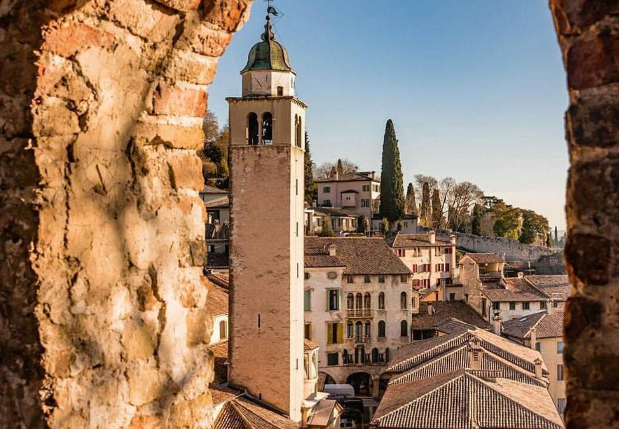 Asolo visit Veneto