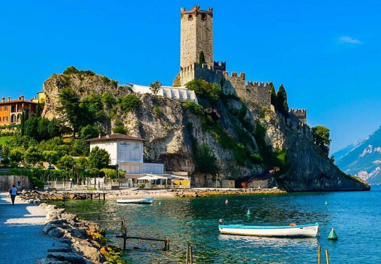 Lake Garda visit Veneto