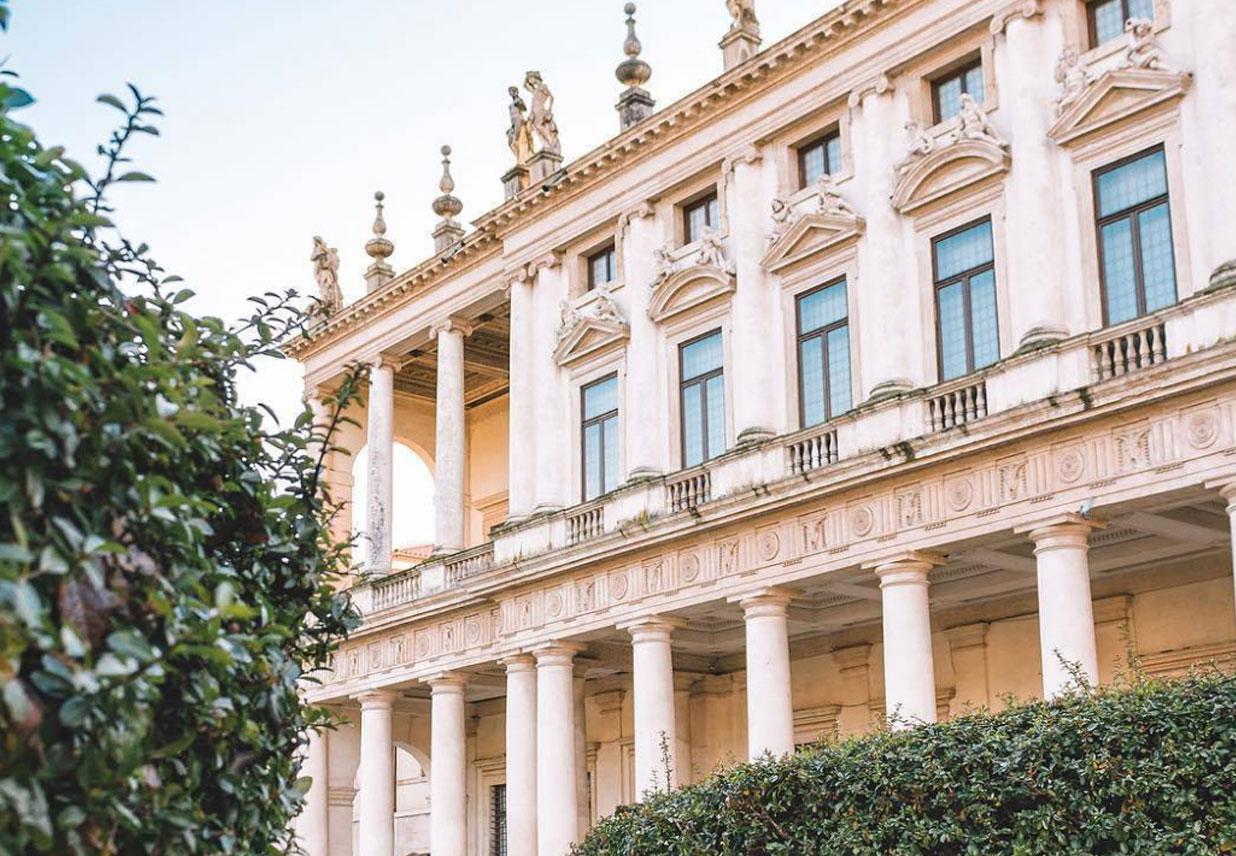 Palladio architecture visit Veneto
